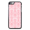 Light Pink Damask Pattern iPhone 6 Case
