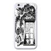 Alice Wonder Land In Tardis Dr Who Box iPhone 6 Case