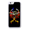Gun And Roses Skull Design iPhone 6 Case