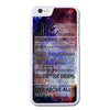 Life Quote Galaxy Design iPhone 6 Case