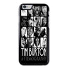 Tim Burton A Filmography iPhone 6 Case