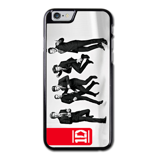 Photo Shoot One Direction iPhone 6 Case