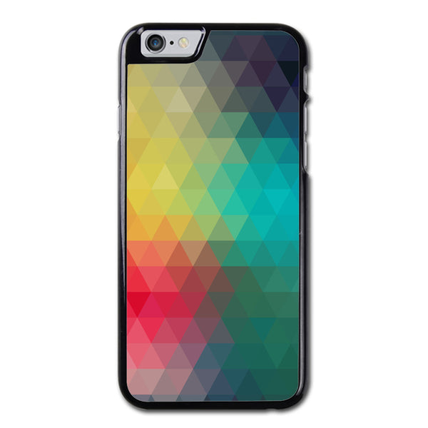 Colorfull Triangle Pattern iPhone 6 Case