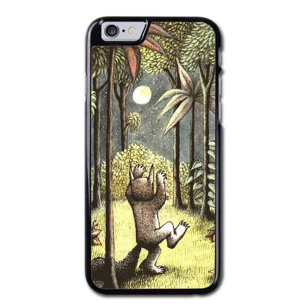 Wild Things Are Book Cover iPhone 6 Case