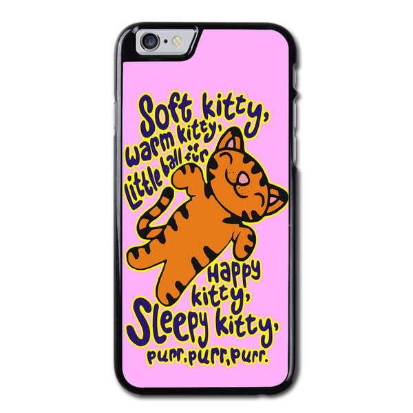 Soft Kitty Pur Pur iPhone 6 Case