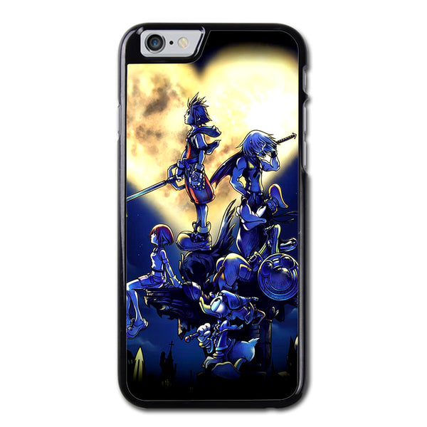 Kingdom Hearts Game Phonecase For iPhone 6/6S Case