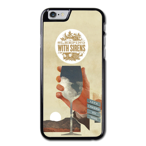 Sleeping With Sirens Logo Cover Phonecase For iPhone 6/6S Case