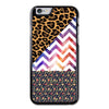 Geometric Leopard Galaxy Nebula Pattern Phonecase For iPhone 6/6S Case