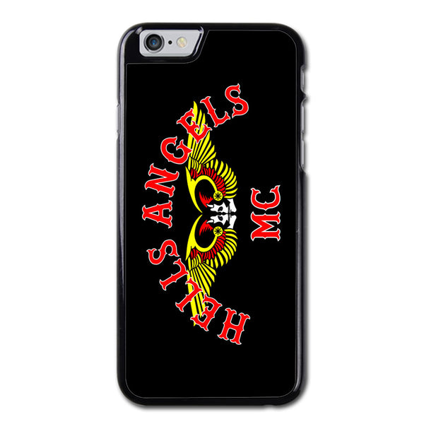 New Hells Angels Mc Phonecase For iPhone 6/6S Case
