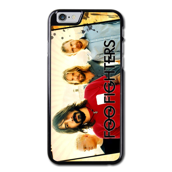 Foo Fighters Phonecase For iPhone 6/6S Case