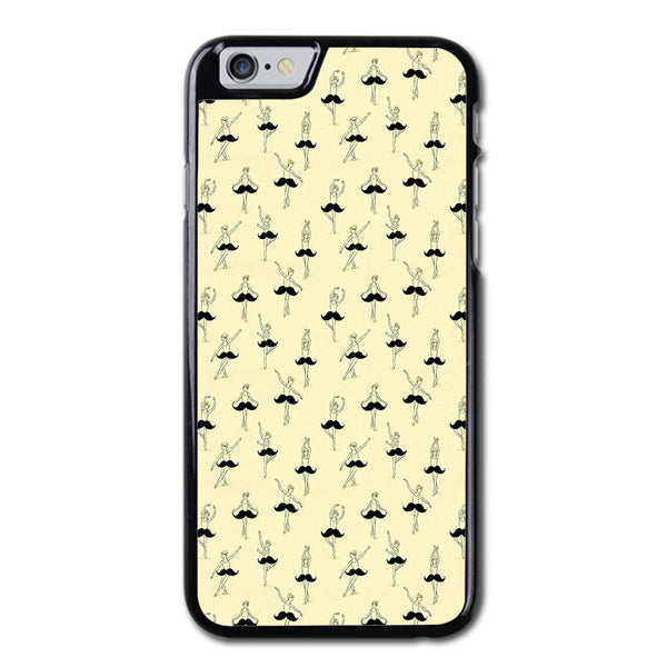 Mustache Pattern Phonecase For iPhone 6/6S Case
