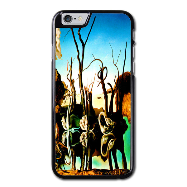 Swans Reflecting Elephants M Phonecase For iPhone 6/6S Case