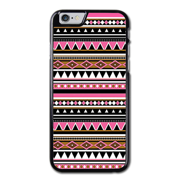 Aztec Tribal Pattern Pink Phonecase For iPhone 6/6S Case
