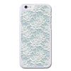Lace Pattern Blue Tiffany Phonecase For iPhone 6/6S Case