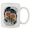 Guardian Of Galaxy Star Lord White 11 oz. Printing Ceramic Coffee Mug