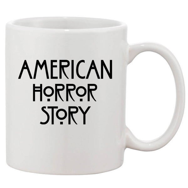 American Horror Story White 11 oz. Printing Ceramic Coffee Mug