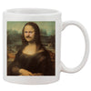 Ron Swanson Mug Lisa Parody White 11 oz. Printing Ceramic Coffee Mug