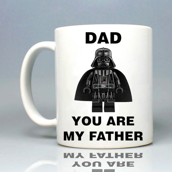 Dart Vader You Are My Father Mug 11oz Ceramic