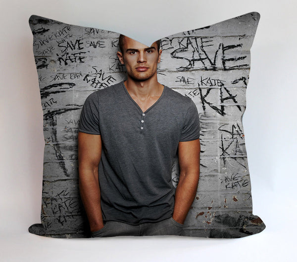 Theo James Pillow Cases Covers Design Home Decoration