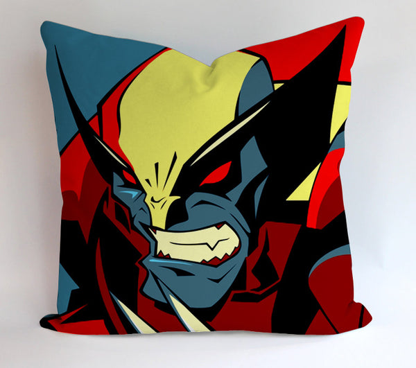 Wolverine Justice League Pillow Cases Covers Design Home Decoration