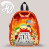 South Park Uh Oh Kid School Bag Backpacks for Child