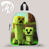 Creeper With He'S Soon Kid School Bag Backpacks for Child