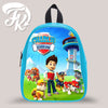 Diy Paw Patrol School Bag Kid School Bag Backpacks for Child