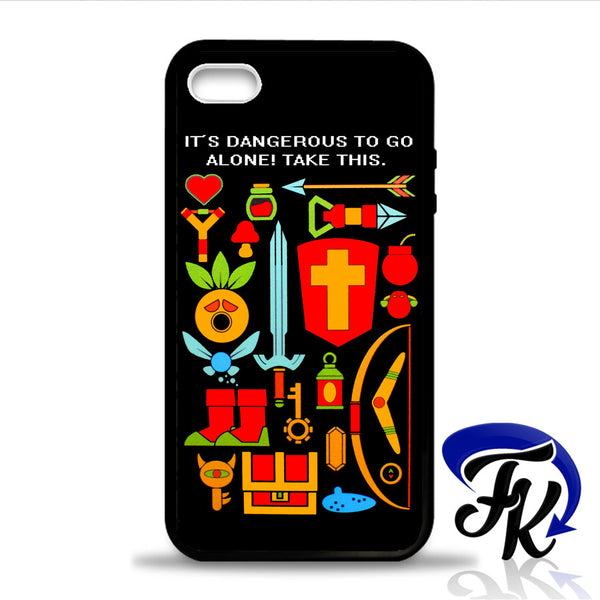 Zelda Weapons Design Phonecase, Case, Cover Plastic and Rubber for Samsung Galaxy Cases, iPhone Cases, iPod Cases