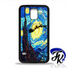 Starry Night Santa Claus Phonecase, Case, Cover Plastic and Rubber for Samsung Galaxy Cases, iPhone Cases, iPod Cases