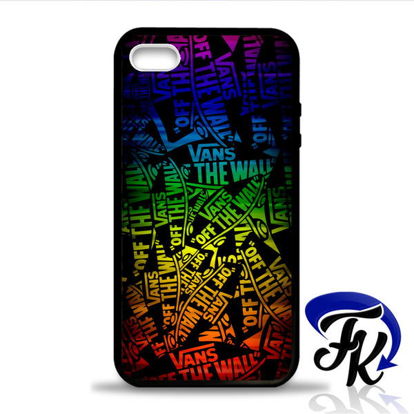 Vans Of The Wall Phonecase, Case, Cover Plastic and Rubber for Samsung Galaxy Cases, iPhone Cases, iPod Cases