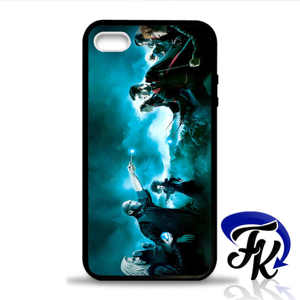 Harry Potter Batle Phonecase, Case, Cover Plastic and Rubber for Samsung Galaxy Cases, iPhone Cases, iPod Cases