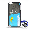 Totoro And Pikachu Phonecase, Case, Cover Plastic and Rubber for Samsung Galaxy Cases, iPhone Cases, iPod Cases