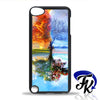 Colorful Unique Tree Phonecase, Case, Cover Plastic and Rubber for Samsung iPhone and iPod Case