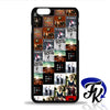 Tiled Amazing Band Album Cover Phonecase, Case, Cover Plastic and Rubber for Samsung Galaxy Cases, iPhone Cases, iPod Cases