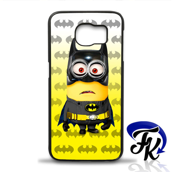 Funny Batminion Design Phonecase, Case, Cover Plastic and Rubber for Samsung iPhone and iPod Case