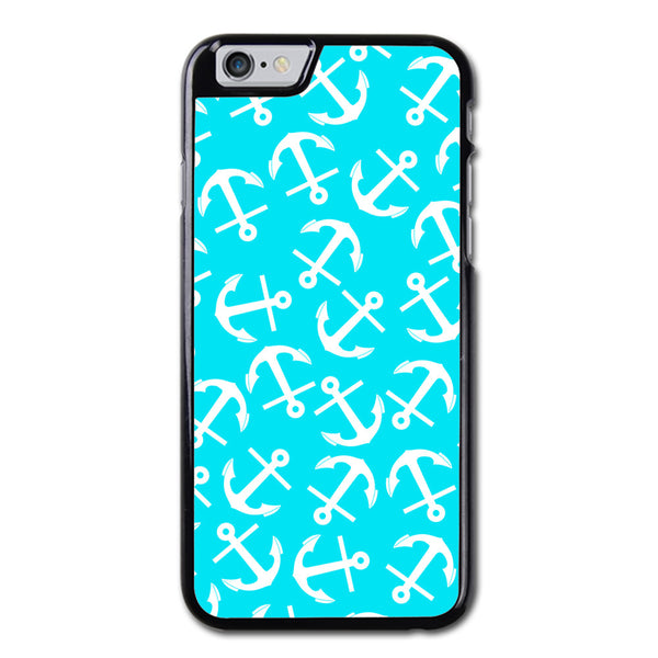 Anchor Print Blue Phonecase for iPhone 6/6S Case