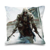Assasines Creed Unity Snow Pillowcases Pillow Cases