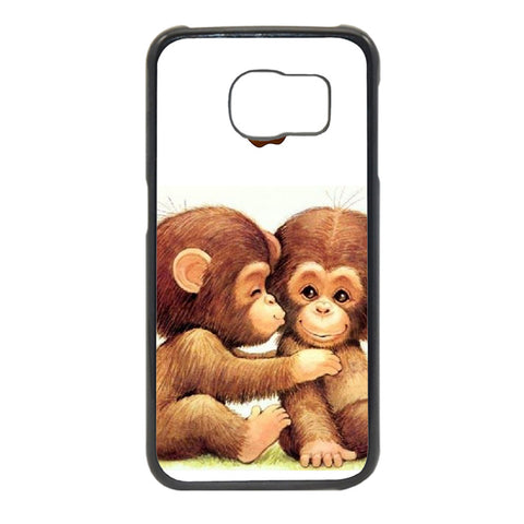 Baby Monkeys Phonecase for Samsung Galaxy S6