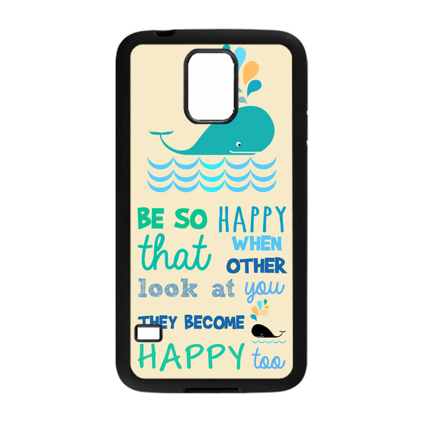 Be so Happy Phonecase for Samsung Galaxy S5
