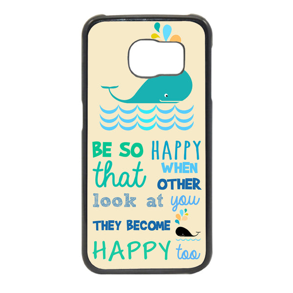 Be so Happy Phonecase for Samsung Galaxy S6