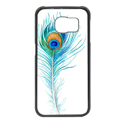 Beautiful Feather Phonecase for Samsung Galaxy S6