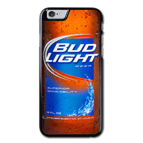 Bud Light Beer Phonecase for iPhone 6/6S Plus