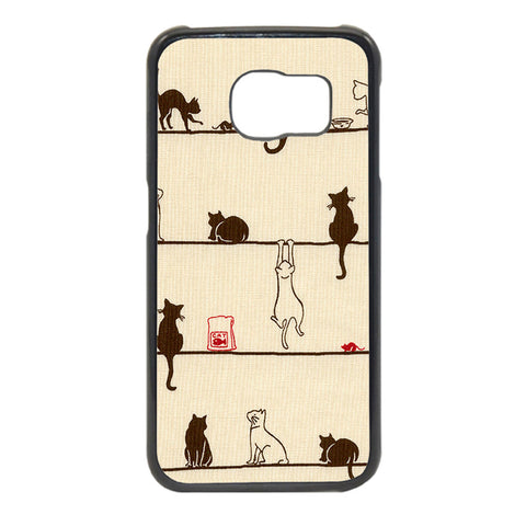 Cat Phonecase for Samsung Galaxy S6