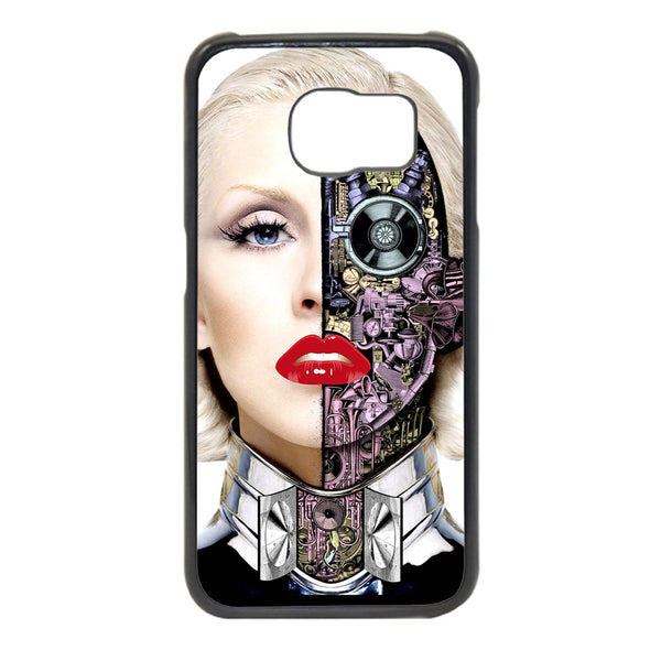 Christina Aguilera Phonecase for Samsung Galaxy S6