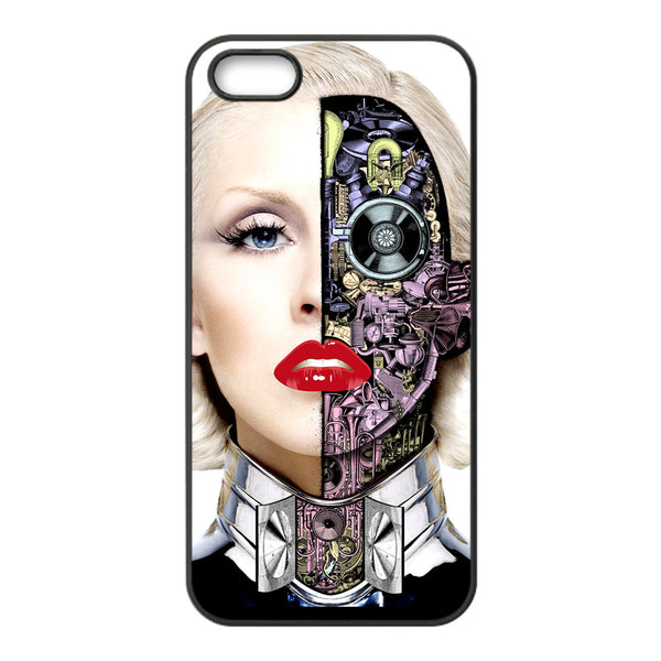 Christina Aguilera Phonecase for iPhone 5/5S
