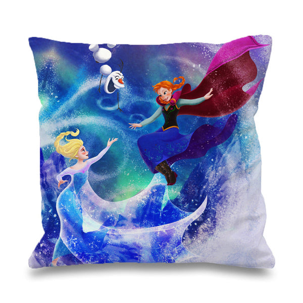 Elsa, Anna and Olaf Pillowcases Pillow Cases