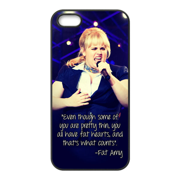 Fat Amy Quote Phonecase for iPhone 5/5S