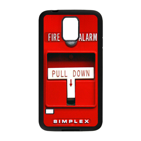 Fire Alarm Phonecase for Samsung Galaxy S5