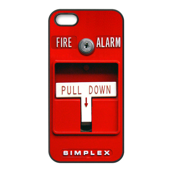 Fire Alarm Phonecase for iPhone 5/5S