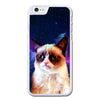 Funny Galaxy Stylish Grumpy Cat Phonecase for iPhone 6/6S Plus Case